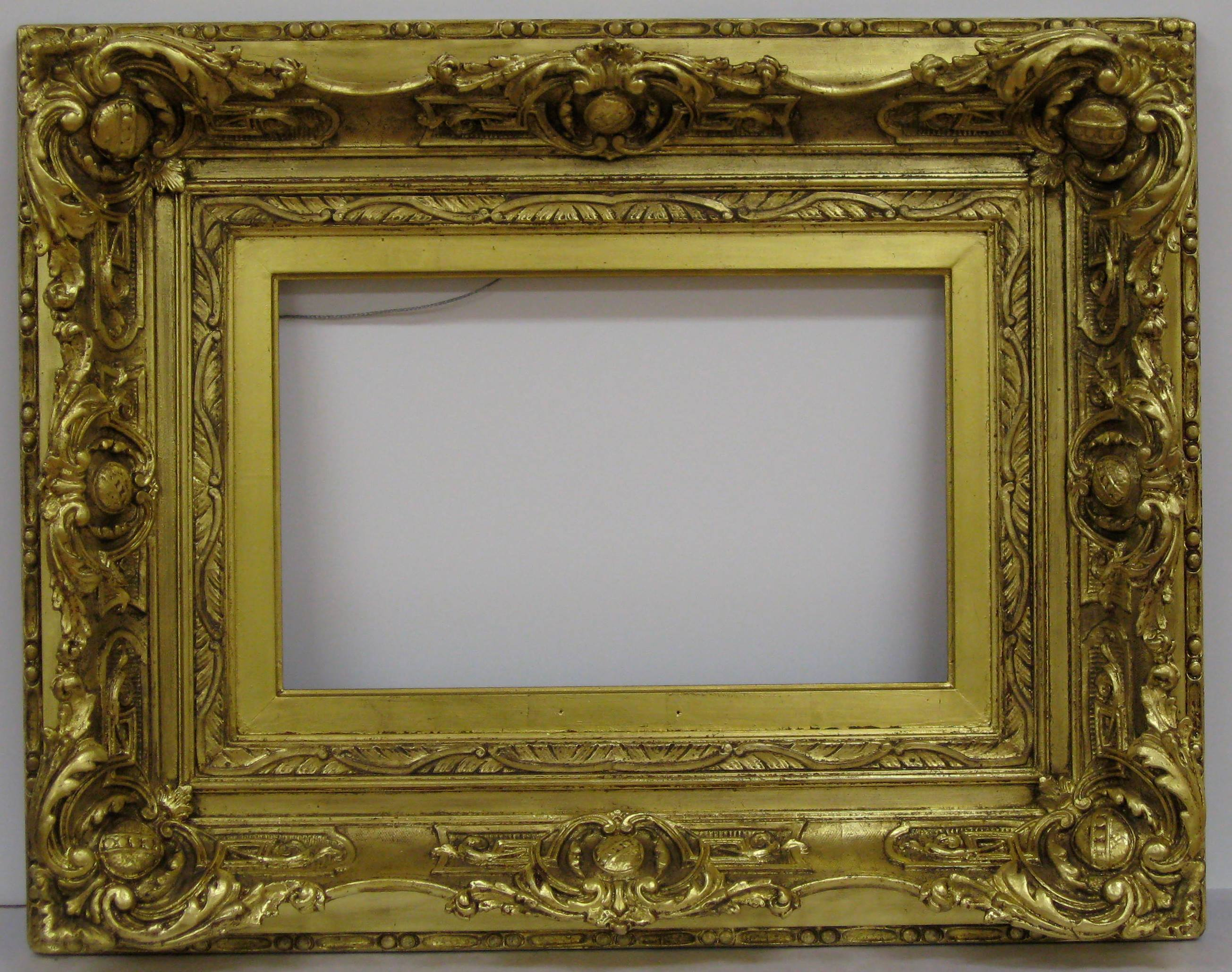 Picture Frame Restoration and Conservation process