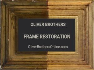 Picture Frame Restoration and Conservation Antique picture frames, restoration
